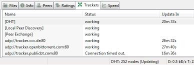 torrent tracker