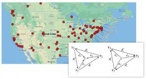 triangles-network-delay