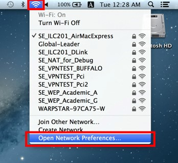 network-preferences